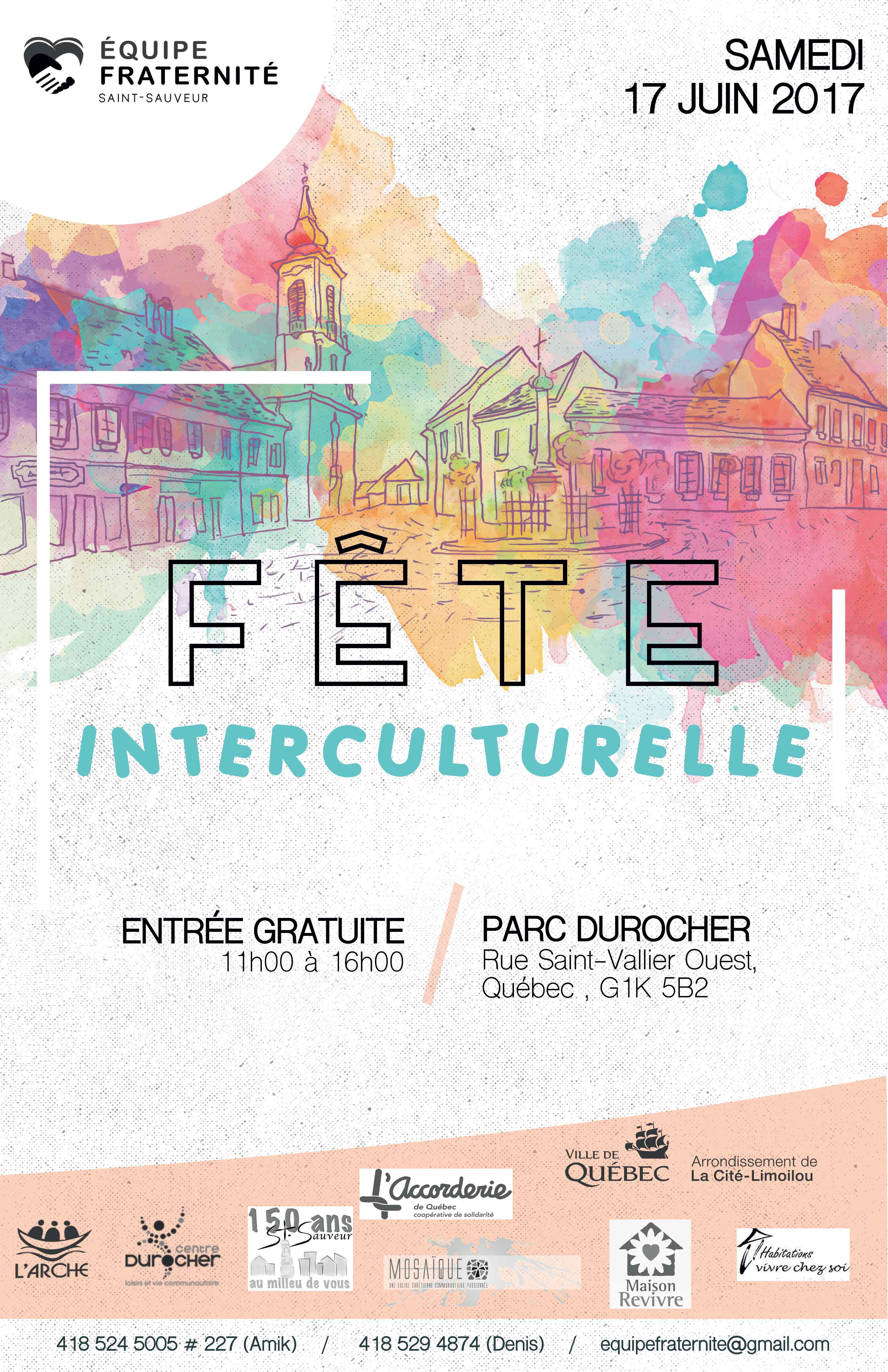Fête interculturelle